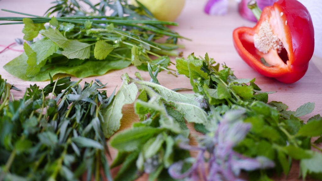 Tips on growing parsley